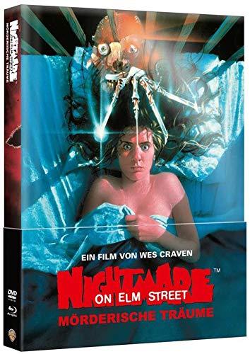 Nightmare on Elm Street 1 - Mörderische Träume - Mediabook - Limitierte Special Edition (+ DVD) [Blu-ray]