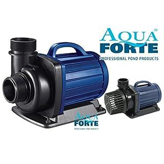 AquaForte Dm-3500 Filter-/Teichpumpe, 2 W, 3,5 m³/h, Förderhöhe 3 m