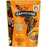 Capsicana Ultimate Refried Beans 200g Mexican Side Dish Dip Burrito Fajitas Seasoning