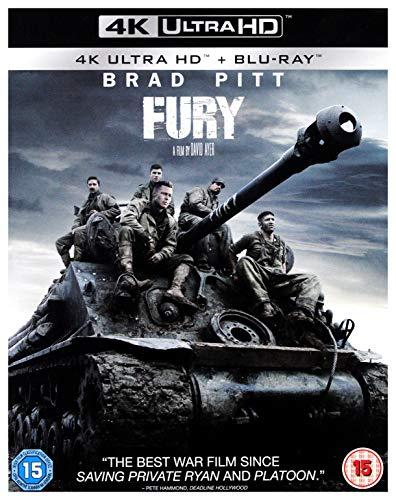 Fury [Blu-ray] [UK Import]