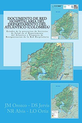 Documento de Red del Departamento del Atlantico (Colombia) (Documentos de Red Departamentales nº 1)