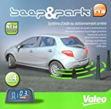 Valeo 632002 Erweiterungssatz Einparkhilfe, Vorfahrwarnung
