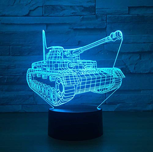 XINGXIAOYU Touch Control Space Ship Rocket Night Light Led Stereo Acrylic Panel Table Decoration 7 Colors Change Bedroom Lamp Gx1665 (Rocket Ball Für Hunde)