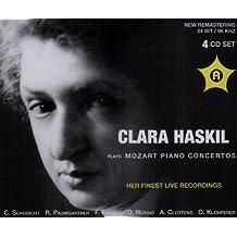 Clara Haskil Joue Les Concertos Pour Piano De Mozart