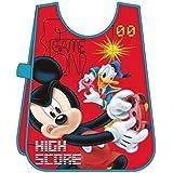 Mickey Mouse - Delantal de PVC (Arditex WD9741)