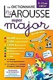 Larousse dictionnaire Super major 9/12 ans - Larousse - 07/06/2017