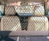 TEKSHOPPING® Packen 120x 90cm für Auto Transport großmaschig Hunde und Katzen Tiere