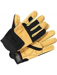 Dickies Performance Work Gloves Black/Tan M, L, XL