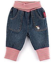 Sigikid 153111avispas Jeans Color Rosa, Baby