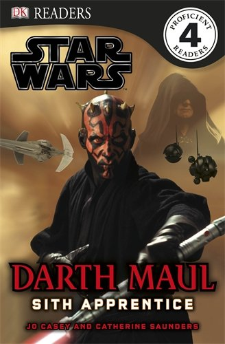 Darth Maul : Sith apprentice.