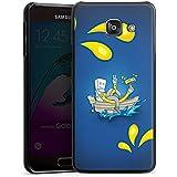 Samsung Galaxy A3 (2016) Housse Étui Protection Coque Bateau Eau Water