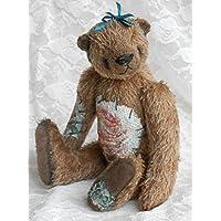 Künstlerbär Charlotta von den Urbi-Bären Teddys