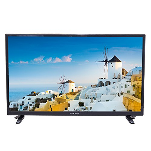 Kevin KN30 32 inches(81.28 cm) HD Ready LED TV with Toughened Glass