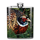 unique flasks Airplane In The Sky Hip Flask - Stainless Steel Shot flasks for Storing...