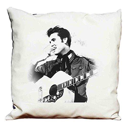 Deko-Kissen Elvis Presley 2 (Elvis Presley-stoff)
