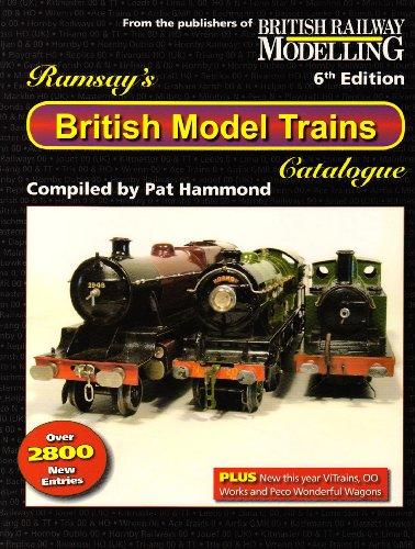 Ramsay's British Model Trains Catalogue por Pat Hammond