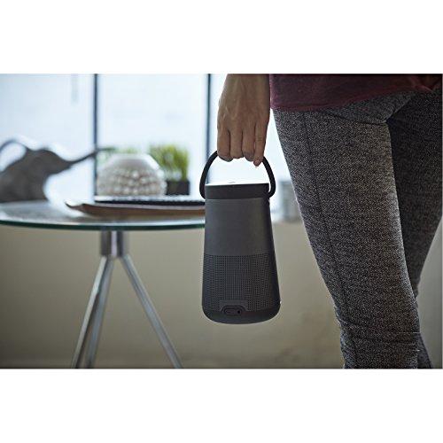 51f1UO023iL - [Euronics] BOSE SoundLink Revolve+ portabler Bluetooth Lautsprecher für 259€ statt 278€