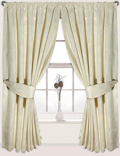 Pleated Curtains: Amazon.co.uk