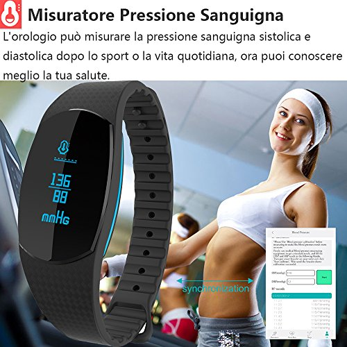 Zoom IMG-3 willful orologio fitness tracker watch