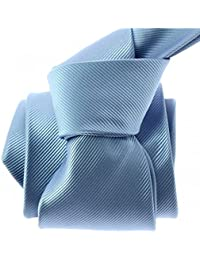 Clj Charles Le Jeune - Cravate Clj, Luze, Bleu Ciel