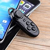 #2: Wireless Bluetooth Game Controller Gamepad | Selfie Shutter Remote| Wireless Mouse | Video Controler For iOS, Android Smartphone, PC, TV Box, MID