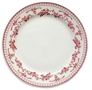 Comptoir de famille faustine assiette plate cuisine maison - Comptoir de famille vaisselle ...