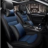 GAOFEI Auto Sitzbezug Sitzbezüge Schonbezüge Universal Kunstleder , blue