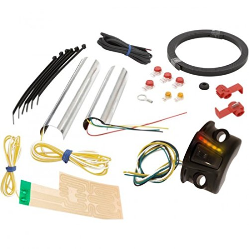 Preisvergleich Produktbild Heat Demons Grip Fußwärmer Kit HD Black – 211056 – Heat Demons 06310115