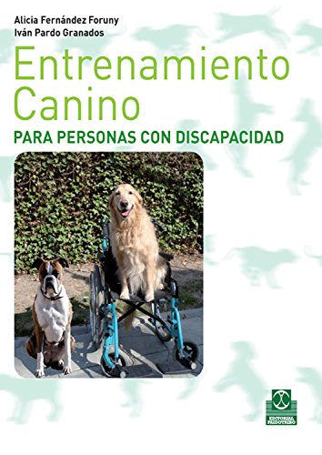 Entrenamiento canino para personas con discapacidad (Animales nº 105)
