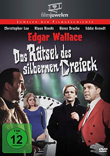 Edgar Wallace: Das Rätsel des silbernen Dreiecks (Filmjuwelen)