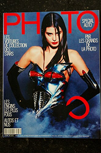 PHOTO 273 SPECIAL AUTO BEAUTES DINGO PEUGEOT EROTISME NUS 1990 HESSELMANN RAIDS par Les Trésors d Emmanuelle