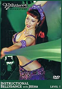 Bellydance Superstars : Les leçons de Jillina Vol 1