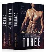 Three: An Alpha Male Boxed Set