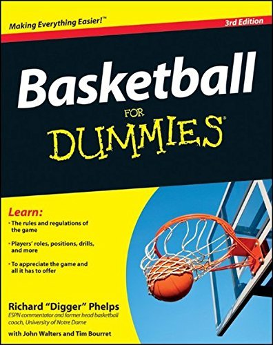 Basketball For Dummies by Richard Phelps (2011-10-11) par Richard Phelps;