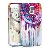 kwmobile Hülle TPU Silikon Case für Samsung Galaxy S5 /