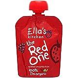 La Cuisine De Ella Le Rouge Organiques De Fruits Smoothie Écrasés (90G)