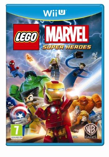 Nintendo LEGO Marvel Super Heroes: Universe in Peril Basic Wii U videogioco