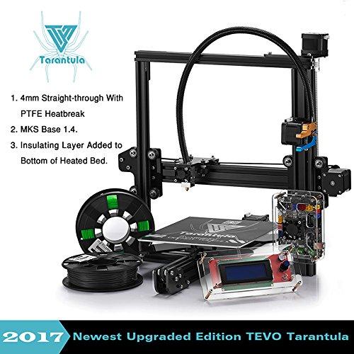 TEVO - Tarantula i3 (Large/Dual Pro Metal/Auto Bed Leveling)