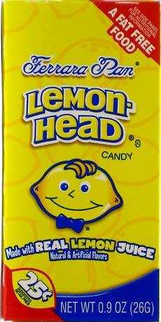 Lemonhead - 26g