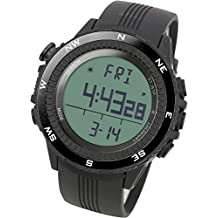 [LAD WEATHER] Sensore tedesco bussola digitale Previsioni del tempo Altimetro Barometro Cronografo allarme Outdoor (Alpinismo / a piedi / Campo) Sport Uomo Orologio da polso - Uomini Bussola