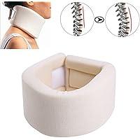 Verstellbare Soft Foam Neck Brace Unterstützung Dislokation Fixation Schmerzlinderung Cervical Kragen(M) preisvergleich bei billige-tabletten.eu