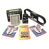 Pack piaggio mp3 500 (courroie bando, filtre à huile hiflo filt... - Bihr 440187