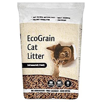 EcoGrain Cat Litter from Duynie