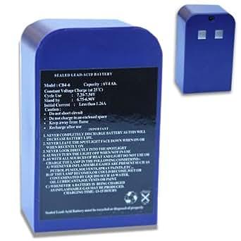 Batterie d'Onduleur Acide de Plomb Scellée Mod: CB4.5-6