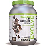 [Sponsored]Olena Evolve Performance Plant Protein - 25G Protein - Chocolate Flavour - 30 Servings (2.2Lb)