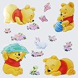 Winnie the Pooh Wall Stickers