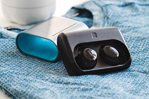 51f1iMtSNbL - [ComStern.de] Bragi The Dash Pro Bluetooth In-Ear Kopfhörer mit Mikrofon schwarz für nur 316€ statt 349€