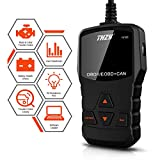 OBD 2 Scanner Obd2 dispositif de diagnostic pour tous les véhicules OBD Dispositif de Diagnostic de...