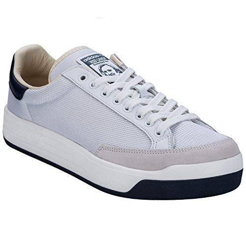 Adidas Herren Rod Laver (adidas Herren Gymnastikschuhe *, Weiß - Bianco - Größe: 45.3)