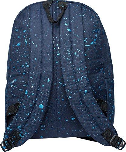 Hype Rucksack Tasche - Verscheidene Farben Navy/Metallic Blau